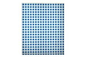 Blue Gingham Greaseproof Paper-0