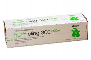 "12"" Cling Film Cutterbox (300mm x 300m)-0"