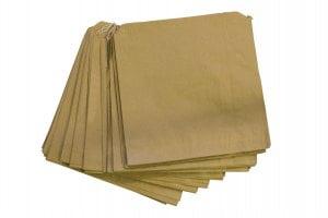 """12"""" Kraft Paper Bag-0"""